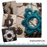 TDN – Décoration de Noël – Stéphanie Bricole