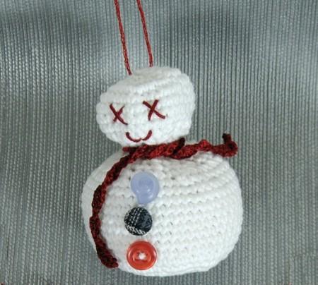 Tdn bonhomme de neige en crochet blog dmc jiji hook - Bonhomme de neige au crochet ...