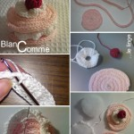 TDN – Gâteau au Crochet – Blanc Comme le Linge