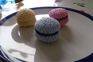 TDN – Macarons au Crochet