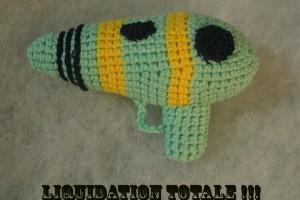 Serial Crocheteuse N°69 : Les Soldes