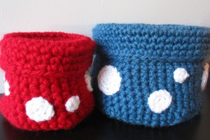 Mes Tutos – Vide-poches au crochet