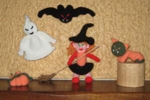 TDN – Personnages d'Halloween – Cap' Crochet