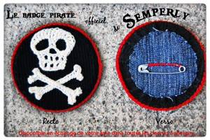 TDN – Badge Pirate – Semperly
