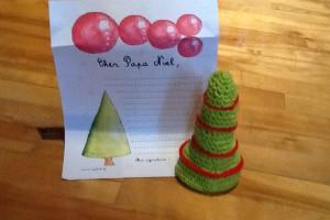 Votre travail – Monsieur Petit et Sapin de Noël