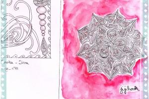 Art Journal#5 et Gribouillis