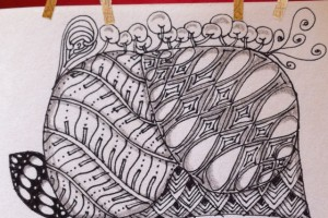 Un Zentangle par jour