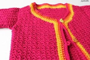 Mes Tutos – Gilet Anti-Grisaille au Crochet