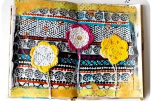 Crochet et Artjournal