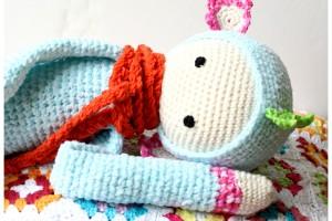Mon Dragon Dirk en Crochet