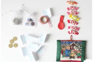 Idées pour remplir un Calendrier de l'Avent pour enfants