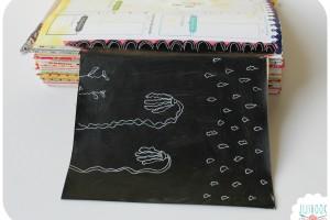 Page noire…