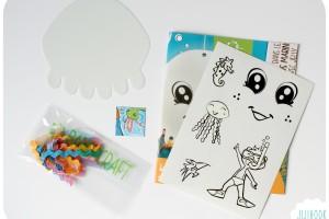 Activités pour enfants avec Pandacraft