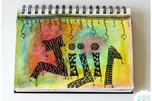 Graffiti et Zentangle
