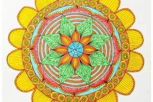 Mandalas à Colorier