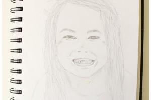 Portrait – 2ème essai