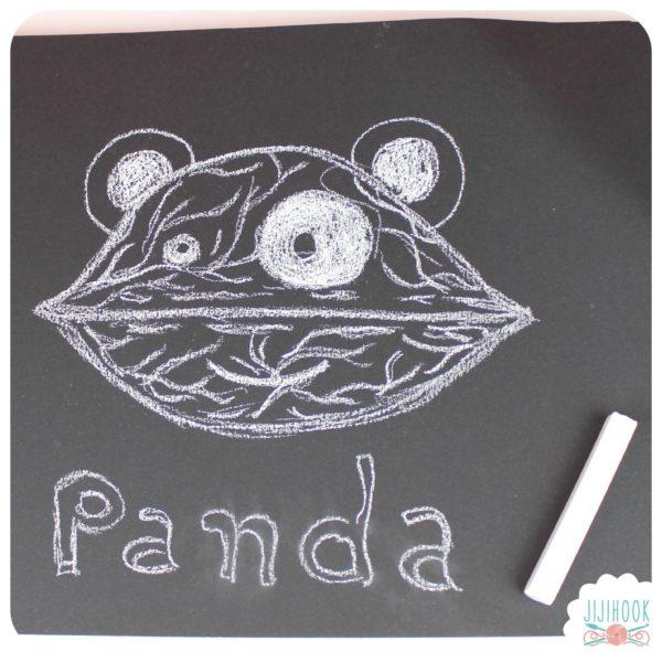 croquis_panda
