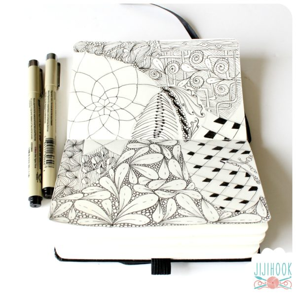 artjournal, diy artjournal, mixed media, creativite, journal creatif, carnet creatif, zentangle