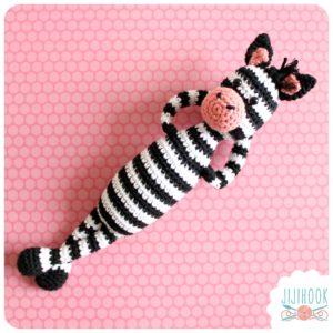zebre, crochet, amigurumis, patron crochet, tuto crochet