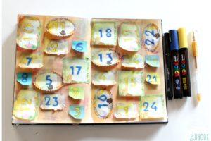 Un calendrier de l'avent pour se recentrer + idées pour les enfants