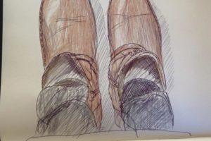 Cours de dessin avec Renata et avec La Cité des Arts
