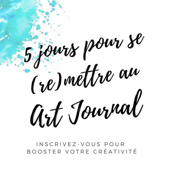 artjournal, diy artjournal, mixed media, creativite, journal creatif, carnet creatif, challenge artjournal,