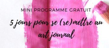 artjournal, diy artjournal, mixed media, creativite, journal creatif, carnet creatif