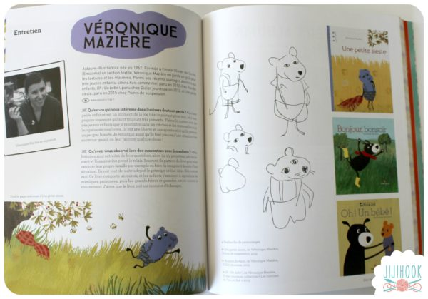 illustration, eyrolles, jijihook, devenir illustrateur jeunesse, illustration jeunesse