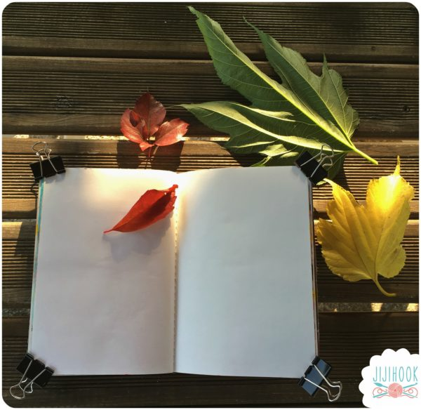 artjournal, atelier artjournal, atelier gratuit artjournal, inspiration artjournal, challenge artjournal, carnet créatif, tuto carnet créatif, feuilles artjournal, feuille artjournal, feuille d'automne, feuilles d'automne