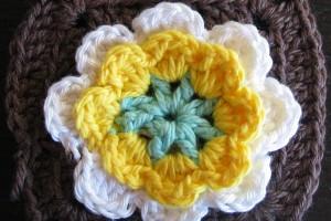TDN – Granny Fleur – L'Atelier de Marie