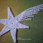 TDN – Etoile filante au Crochet – Le Crochet J'Adore
