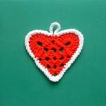 TDN – Coeur Granny de Noël – Patty Crochète