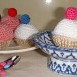 TDN – Cupcakes en Crochet – La Ruche à Idées