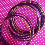 TDN – Bracelet Galon au Crochet – La Maille au Doigt