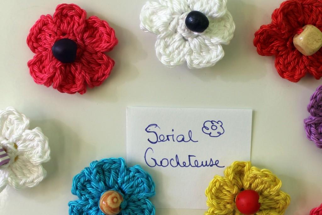 crocheter des fleurs