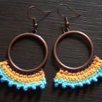 TDN – Boucles d'oreille et collier chez Katty72