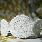 TDN – Bracelet au crochet – Two Sisters, One Mess
