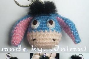 Mes Traductions – Modèle Blue Donkey au crochet