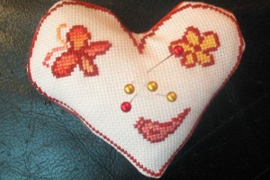 Un Coeur brodé