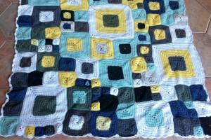 TDN – Babette Blanket !!!!