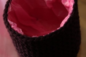 TDN – Poubelle de Salle de Bain – Strawberry Me