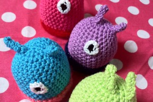 Mes Tutos – Aliens en Crochet !