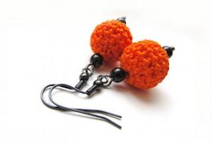 TDN – Boucles d'Oreille d'Halloween – Katrinshine