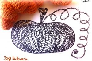 Nouveau Défi Crochet – Halloween !!!