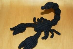 TDN – Scorpion Noir – Doomyflo Crochet