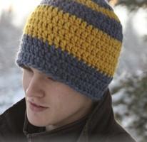 TDN – Bonnet mixte au crochet