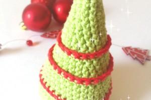 Mes tutos – Sapin de Noël en Crochet