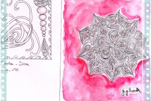 Art Journal#5 et Gribouillis
