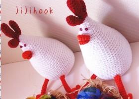 Des Cocottes Crochetées