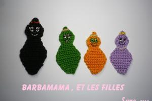 Tuto Crochet de Sane – Les Barbafilles